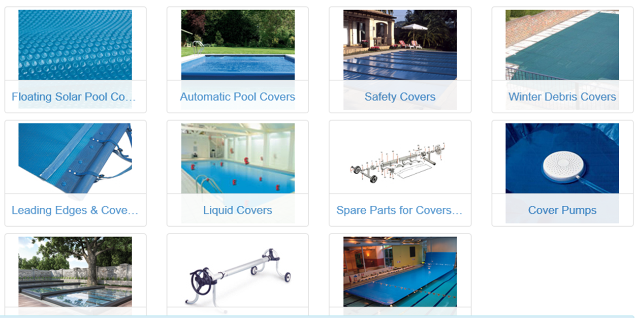 Swimming Pool Corfu | Covers & Rollers | Corfu Energy Experts
